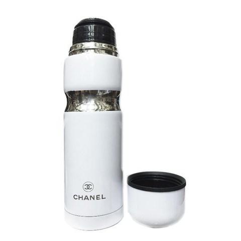 Термос Chanel white