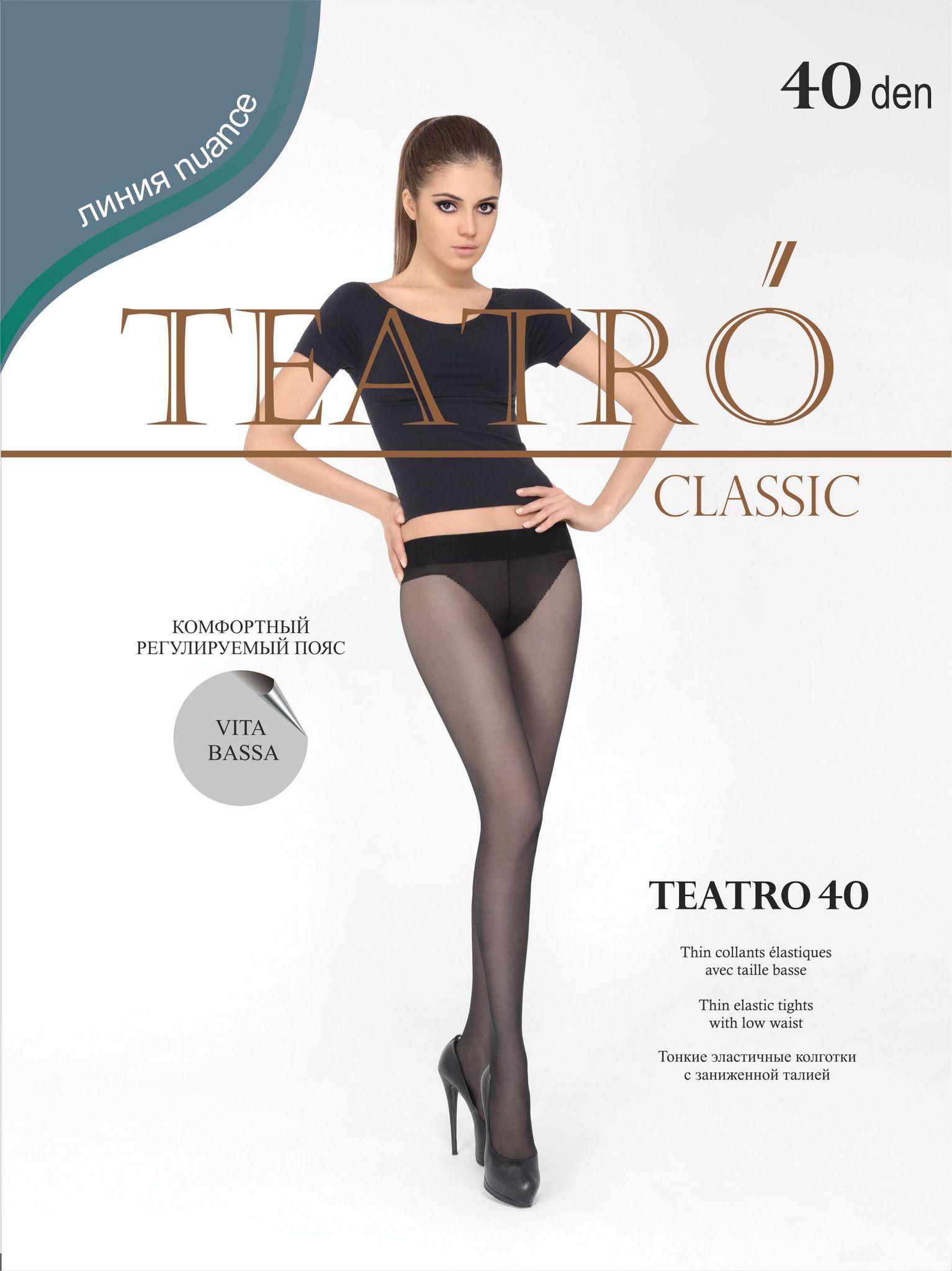 Колготки, чулки, носки Колготки TEATRO TEATRO 40 den teatro_40_vb.jpg