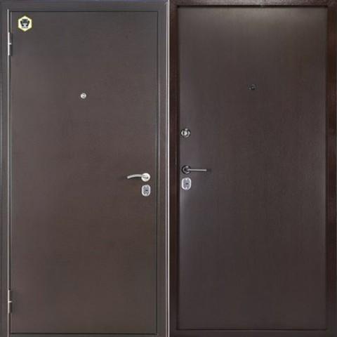 Входная дверь Металл/Металл. ЦЕНА - С УСТАНОВКОЙ!