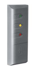 MR07.1D Бесконтактный считыватель (MIFARE, защита от копирования) PERCo