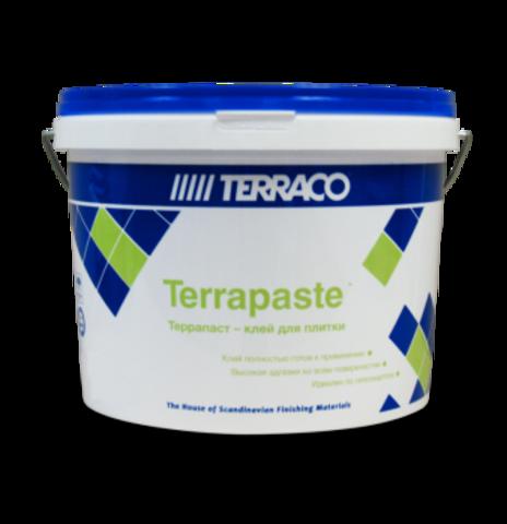 Terraco Terrapaste M/Террако Террапаст М высококачественный акриловый клеящий состав для приклеивания утеплителя