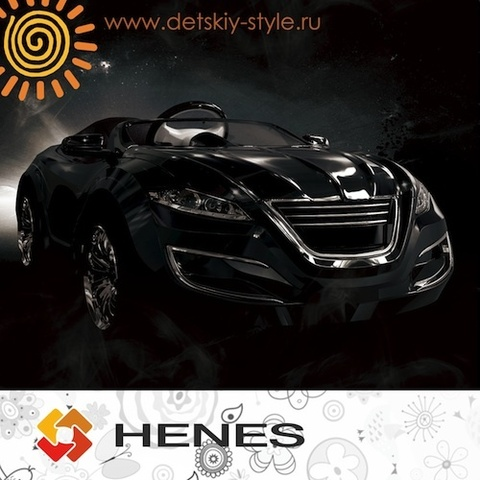 """Электромобиль Henes """"Phantom"""""""