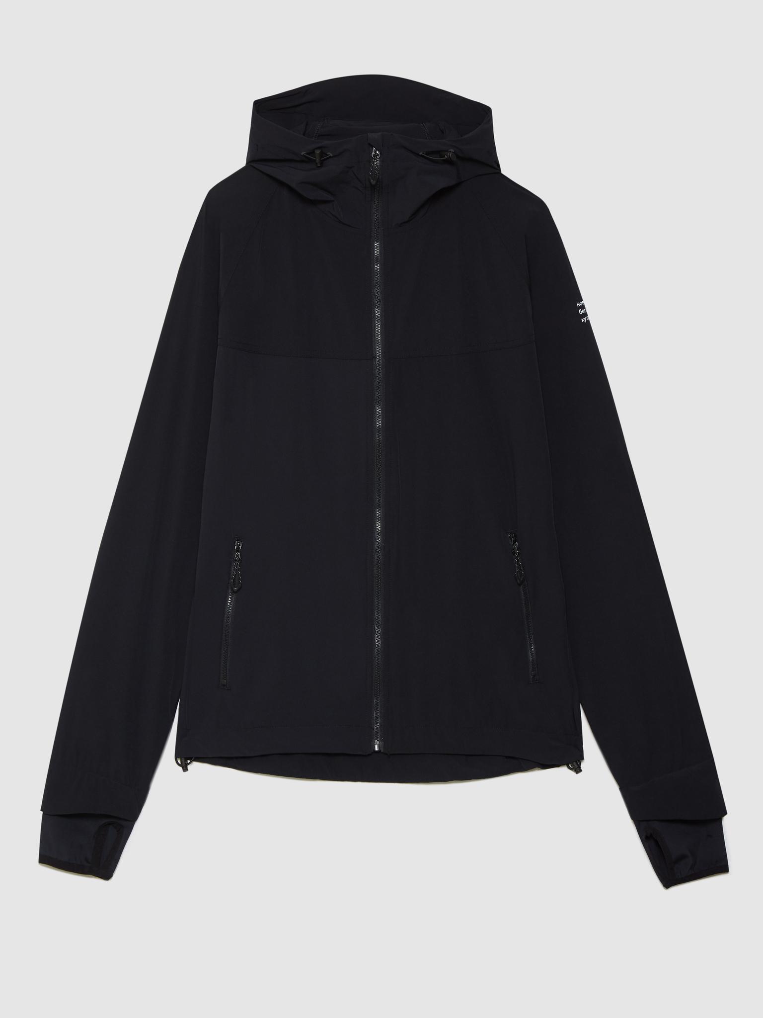Куртка, Gri, Джеди 2.0, мужская, черная