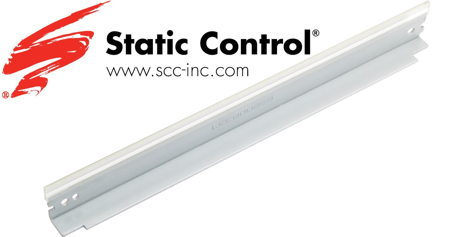 Ракель Static Control© WB CE285A (H1505BLADE2-10) Wiper Blade - чистящее лезвие.