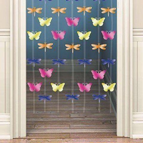 Украшение на дверь Бабочки/A