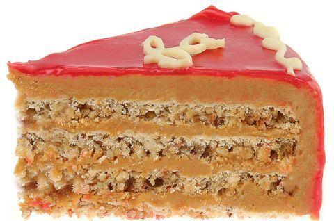 Торт «Москва» без глютена