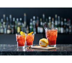 Набор из 2 стаканов для коктейлей LSA International Mixologist, 320 мл, фото 4