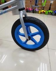 Беговел Chillafish Fixie синий переднее колесо