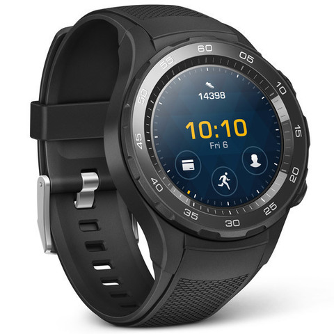 Huawei WATCH 2 Sport 4G Black (LEO-BX9 )