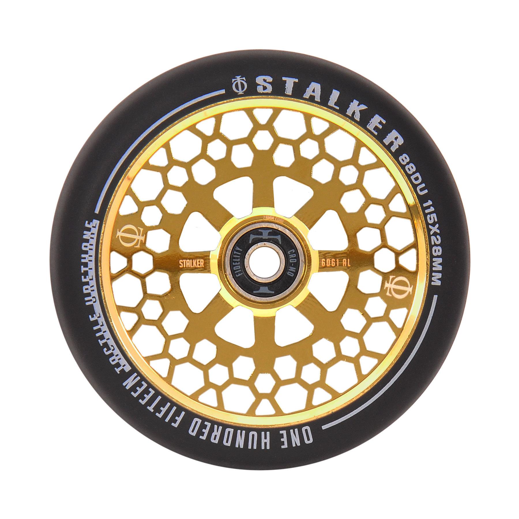Пара колёс для самоката OATH Stalker (Neo Gold)