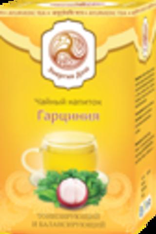Чайный напиток для снижения веса Гарциния
