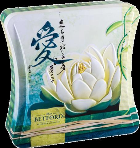 Чай черный с бергамотом Betford Утро подарочный набор, 150 г