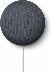 Умная колонка Google Nest Mini (2nd gen) Charcoal
