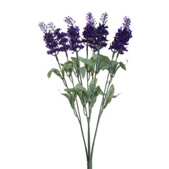 Веточка лаванды с 8 цветками 35см Garda Decor 8J-1105B0031