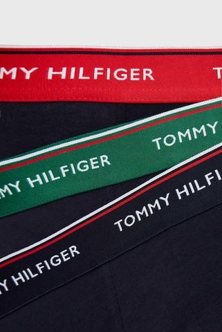 Мужские темно-синие боксеры (3 шт) Tommy Hilfiger