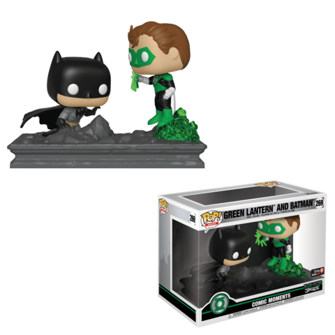 Фигурка Funko POP! Vinyl: Comic Moment: DC: Green Lantern (Jim Lee) (Exc)
