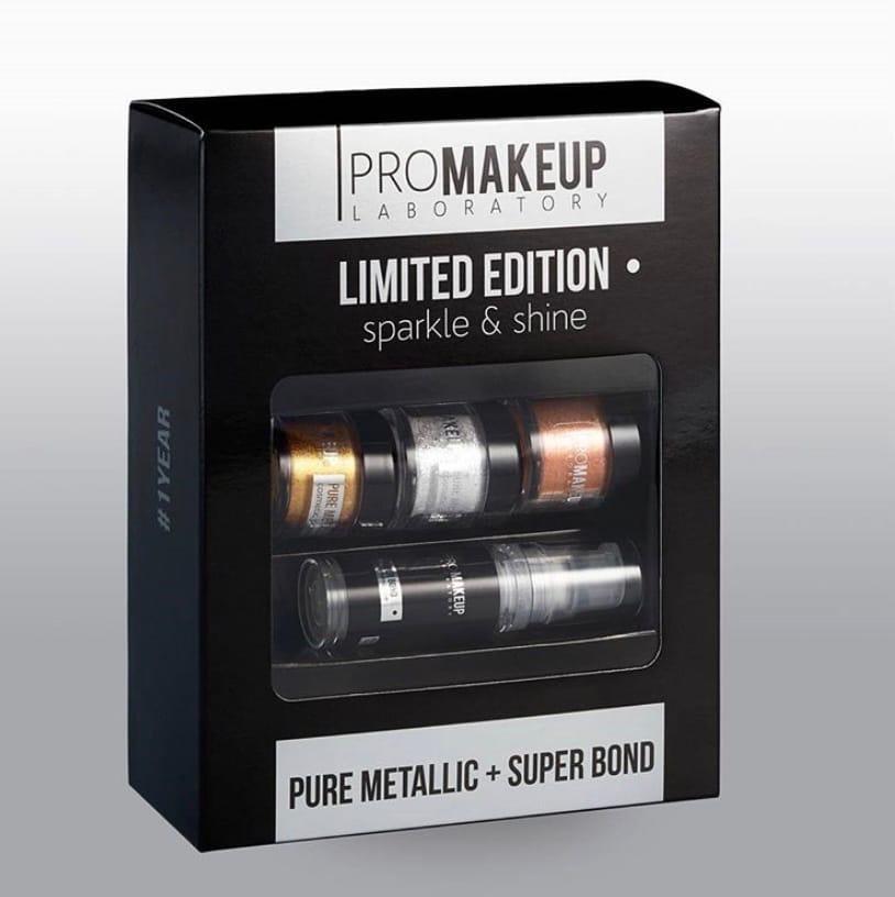 Набор из 3-х пигментов PRO Makeup