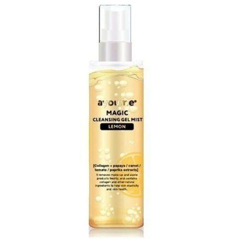 AYOUME Magic cleansing gel mist / Lemon