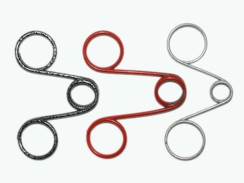 Эспандеры стальные пальцы. Набор:  3кг, 5кг, 8кг