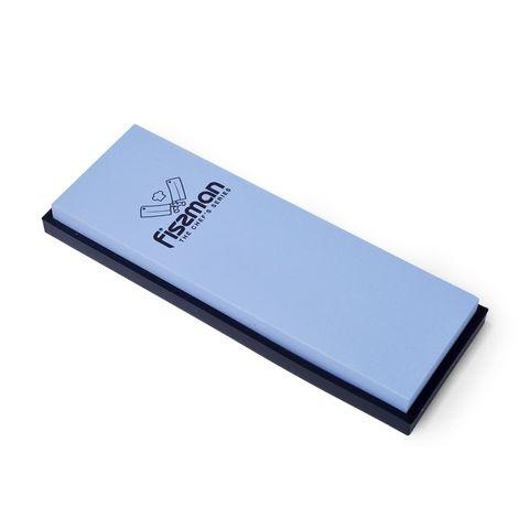 2975 FISSMAN Точильный камень 1000# на силиконовом основании 18x6x1,5 см,  купить