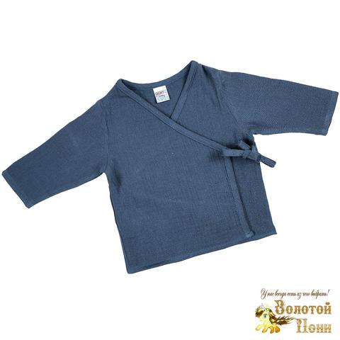 Распашонка муслин новорожденным (0-3) 210801-OP1316.10