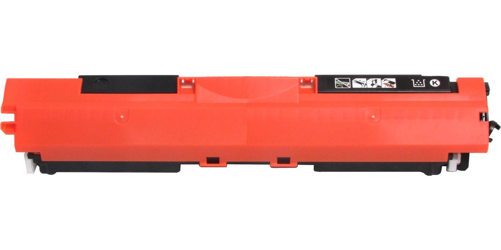 Картридж лазерный цветной ULTRA 130A CF351A голубой (cyan), до 1000 стр.