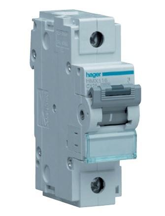 Автоматический выключатель 1P 50kA C-32A 1.5M