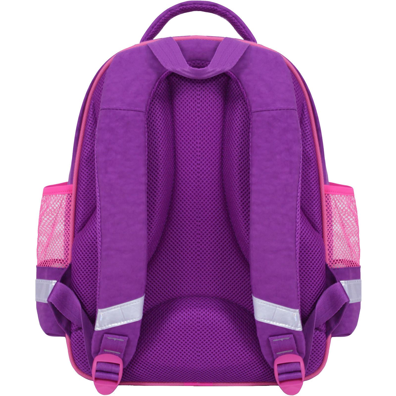 Рюкзак школьный Bagland Mouse 339 фиолетовый 428 (0051370) фото 3