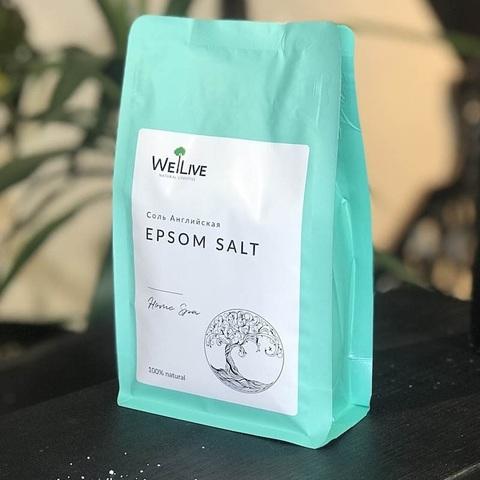 Английская соль 500 гр | WeLive