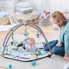 Развивающий коврик Kinderkraft Smartplay