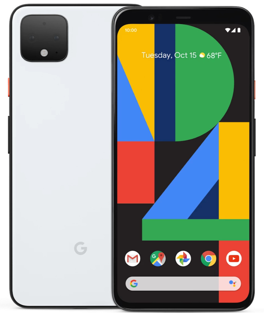 Pixel 4 Google Pixel 4 6/128GB White (Белый) white.jpeg