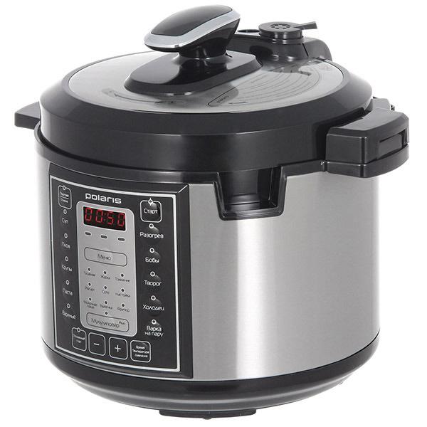 Мультиварка Скороварка с давлением на 5 литров с йогуртом Polaris PPC0605AD фото