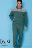 Зимний мужской домашний комплект Twisi