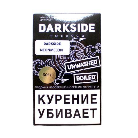 Табак для кальяна Dark Side Soft 100 гр. Neonmelon