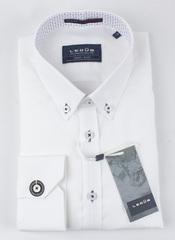 Рубашка Ledub slim fit 0136904-910-000-000-SF-White