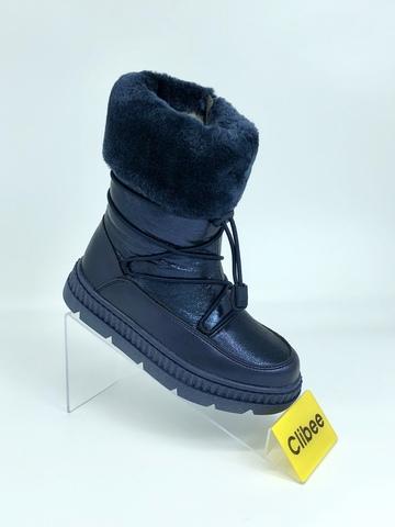 Clibee (зима) A63 Blue 27-32
