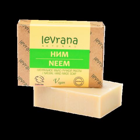 Levrana Натуральное мыло ручной работы Ним, 100гр