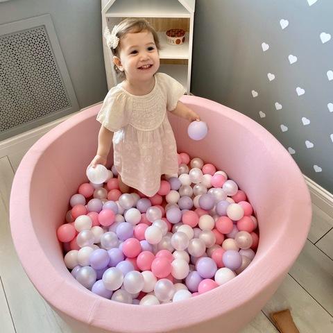 Сухой бассейн Anlipool комплект пудра 70*30 150 шаров