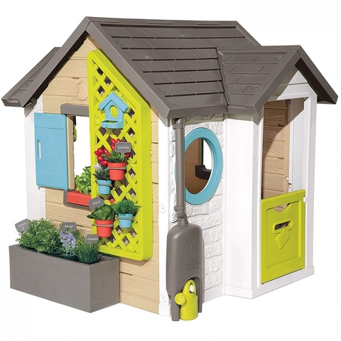 Smoby Садовый - игровой домик 810405