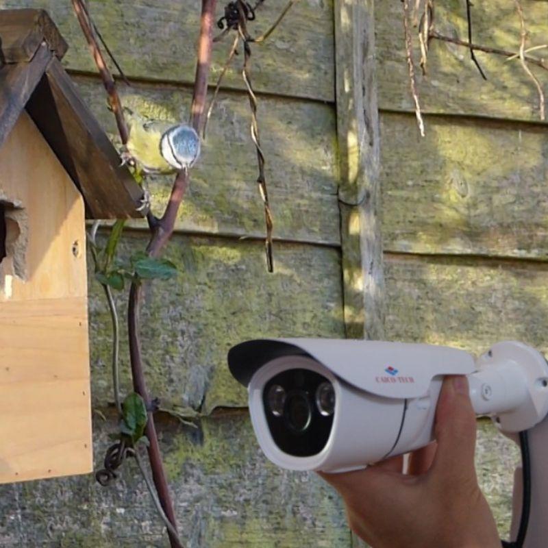 4 Мп IP камера наблюдения описание цена демо видео