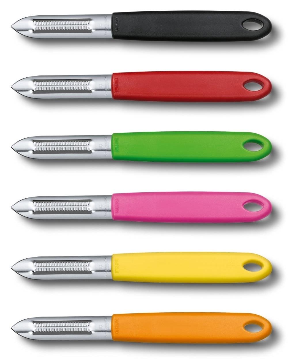 Нож Victorinox для чистки овощей, жёлтый (7.6077.8)