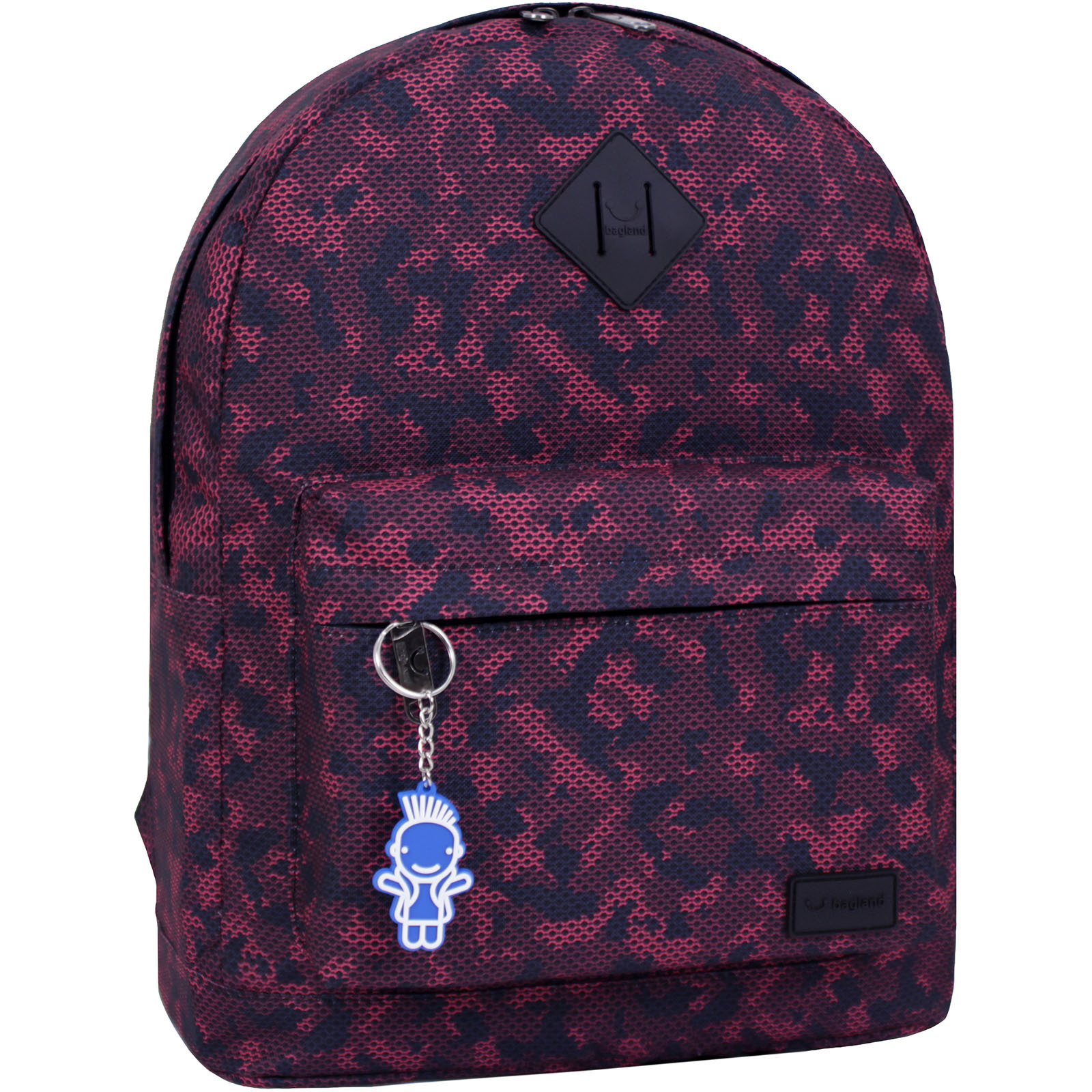 Молодежные рюкзаки Рюкзак Bagland Молодежный (дизайн) 17 л. сублімація 466 (00533664) IMG_3626_суб.466_.JPG