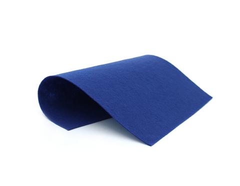 Фетр синий