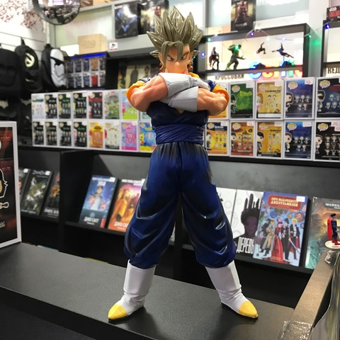Фигурка Cheap Vegeta Dragon Ball Z DBZ Master Stars Piece MSP, 19см