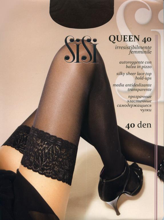 Чулки Sisi Quenn 40