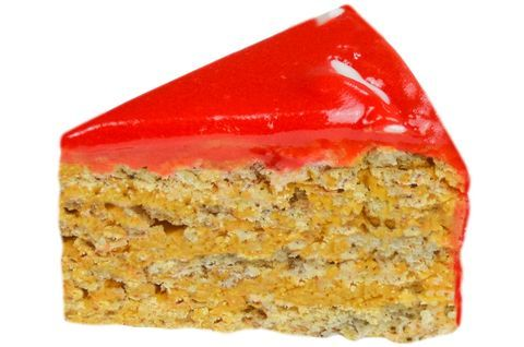 Безглютеновый торт Москва из пекарни