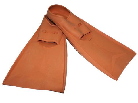 Ласты для плавания в бассейне в сетчатой сумке. Размер 30-32. Материал: резина. BF12