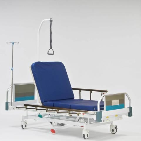 Кровать функциональная четырехсекционная с регулировкой высоты  RS104-F - фото