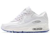Кроссовки Мужские Nike Air Max 90 ES White Blue