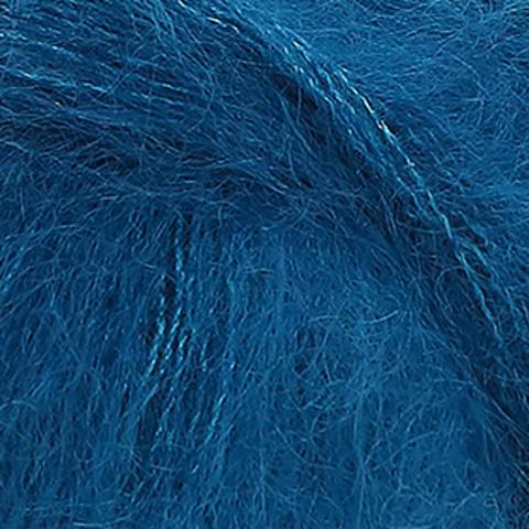 Пряжа Silk Mohair (Силк Мохер). Цвет: петроль. Артикул: 7263
